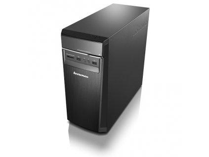 Stolní počítač Lenovo IdeaCentre H50-55 černý (90BF004BCK)  Poškozený obal - vystaveno-2hod