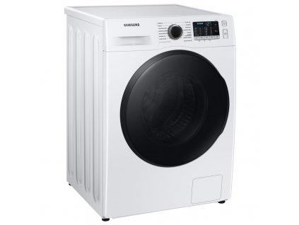 Pračka se sušičkou Samsung WD90TA046BE/LE bílá  nepoužito-zadní strana deformace krycího plechu