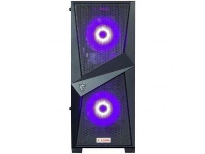 Stolní počítač HAL3000 Master Gamer Pro 3070 černý (PCHS2562)  Vráceno ve 14ti denní lhůtě - 19hod