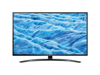 Televize LG 43UM7450 černá  Vráceno- chybí podstavec