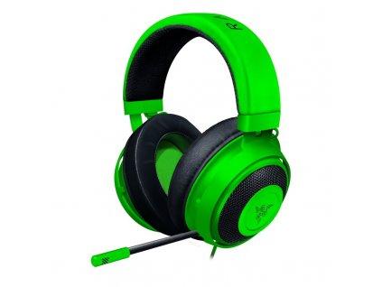 Headset Razer Kraken zelený  Vráceno ve 14ti denní lhůtě