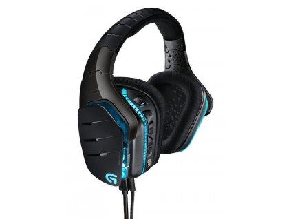 Headset Logitech G Pro (981-000812) černý  Vráceno ve 14ti denní lhůtě