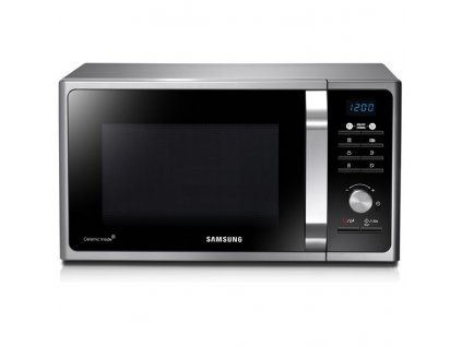 Mikrovlnná trouba Samsung MS23F301TAS/EO černá/stříbrná/nerez  Nepoužito - Rozbaleno - Poškozená krabice
