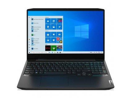 Notebook Lenovo IdeaPad Gaming 3-15ARH05 (82EY00PJCK) černý  Vráceno ve 14ti denní lhůtě-18hod