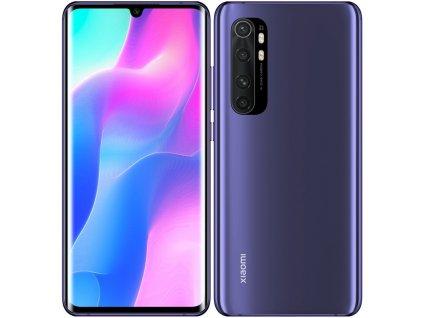Mobilní telefon Xiaomi Mi Note 10 Lite 64 GB fialový  Vraceno ve 14ti denní lhůtě