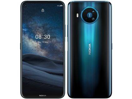 Mobilní telefon Nokia 8.3 5G modrý  Poškozený obal - vystaveno