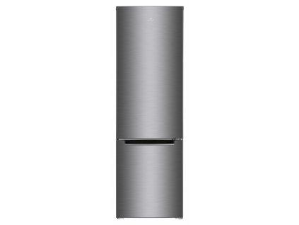Chladnička s mrazničkou ETA 235890010E Inoxlook  nepoužito - z výroby zvlněný plech