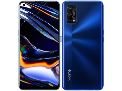 Mobilní telefon realme 7 Pro modrý  Vráceno ve 14ti denní lhůtě