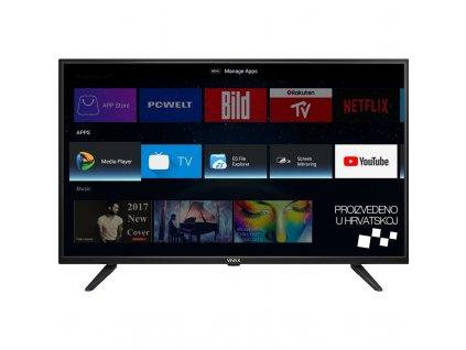 Televize VIVAX TV-40LE120T2S2SM černá  Vráceno ve 14ti denní lhůtě