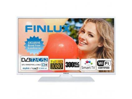Televize Finlux 32FWC5760 bílá  Vráceno ve 14ti denní lhůtě