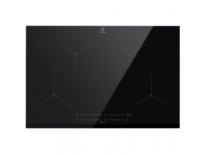 Indukční varná deska Electrolux EIS824 černá  nepoužito-rozbaleno-poškozená krabice