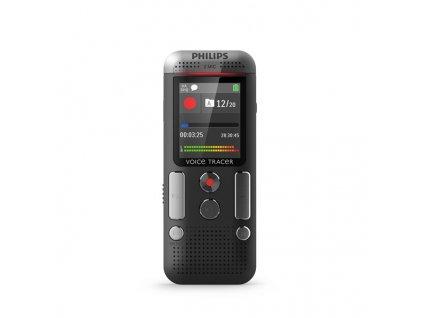 Diktafon Philips DVT2500 černý  Vystaveno na prodejně