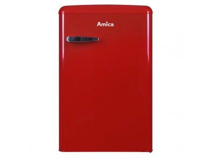 Chladnička Amica Retro VT 862 AR červená  nepoužito-rozbaleno