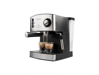 Espresso Rohnson R-972  Nepoužito - Vystaveno - Oděrky - Poškozená krabice