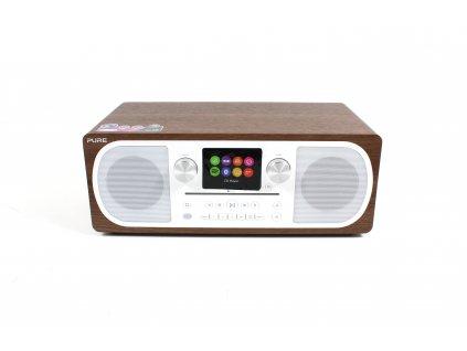 Radiopřijímač s DAB+ Pure Evoke H4 černý  Vráceno ve 14 ti denní lhůtě - Kosmetické oděrky