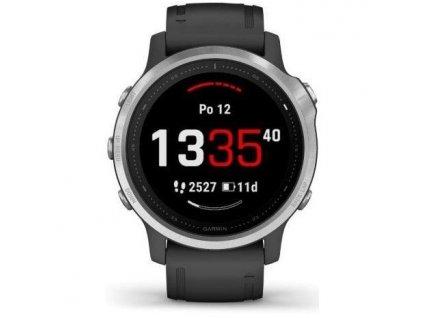 GPS hodinky Garmin fenix6S Glass černé/stříbrné  Vráceno ve 14ti denní lhůtě