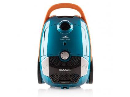 Podlahový vysavač ETA Avanto 3519 90010 modrý  nepoužito-rozbaleno-poškozená krabice