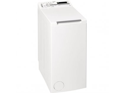 Pračka Whirlpool TDLR 65230SS CS/N bílá  nepoužito-rozbaleno