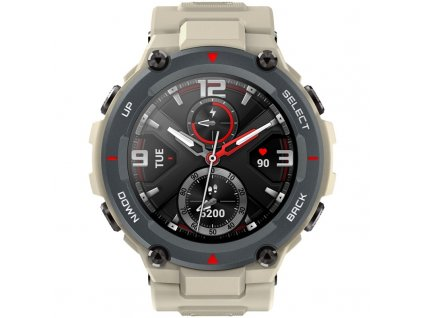 Chytré hodinky Amazfit T-Rex - Khaki  Vráceno ve 14ti denní lhůtě