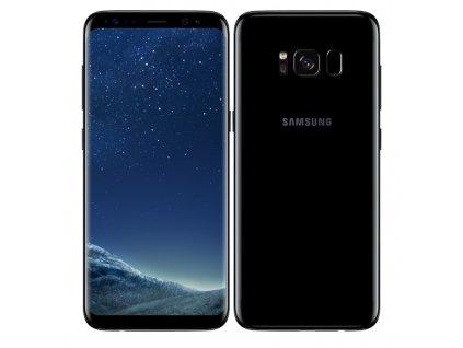 Mobilní telefon Samsung Galaxy S8 - Midnight Black  Vráceno ve 14ti denní lhůtě