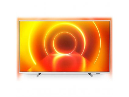Televize Philips 43PUS7855 stříbrná  Vráceno ve 14ti denní lhůtě