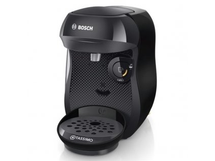 Espresso Bosch Tassimo Happy TAS1002 černé  Nepoužito - Vystaveno - Oděrky - Poškozená krabice