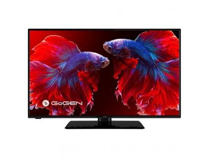 Televize GoGEN TVF 43P452T černá  Vráceno ve 14ti denní lhůtě