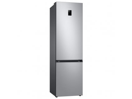 Chladnička s mrazničkou Samsung RB38T676DSA/EF stříbrná  L+P strana malé oděrky a promáčkliny - Vystaveno na prodejně - nepoužito