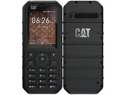 Mobilní telefon Caterpillar B35 4G Dual SIM černý  Vráceno ve 14ti denní lhůtě