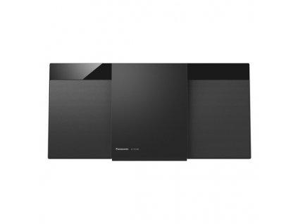 Mikrosystém Panasonic SC-HC300EG-K černý  Vráceno - chybí DAB antena
