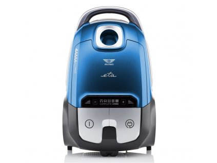 Podlahový vysavač ETA Adagio 2511 90000 modrý  nepoužito-poškozená krabice-drobné oděrky na tlačítku