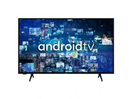 Televize GoGEN TVF 43J536 GWEB černá  Poškozený obal - rozbaleno
