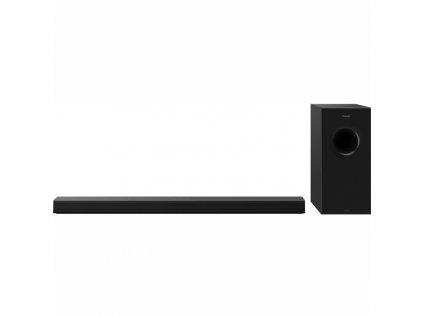 Soundbar Panasonic SC-HTB600 černý  Vráceno-kosmetické oděrky