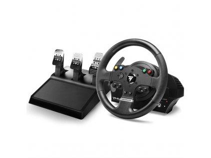 Volant Thrustmaster TMX PRO a 3-pedály T3PA pro Xbox One, Xbox Series X a PC  Vráceno ve 14 ti denní lhůtě - Kosmetické oděrky