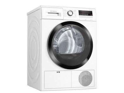 Sušička prádla Bosch Serie | 4 WTH85204BY bílá  nepoužito-odřená dvířka