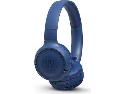 Sluchátka JBL Tune 500BT modrá  jblt500btblu