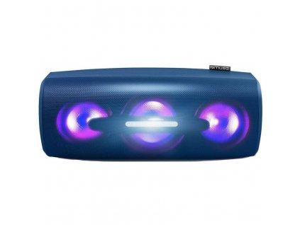 Přenosný reproduktor MUSE M-930 DJ modrý  nový kus/rozbaleno