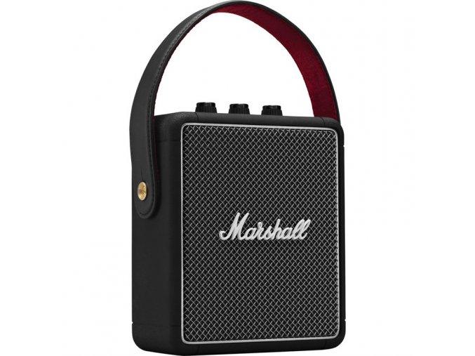 Přenosný reproduktor Marshall Stockwell II černý