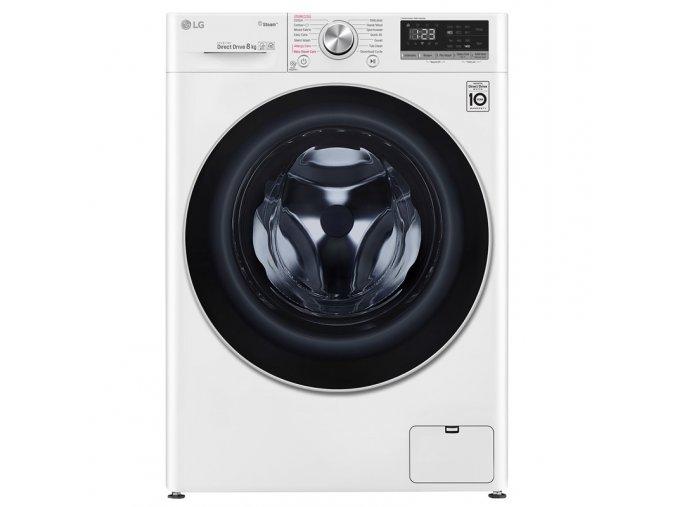 Pračka LG F4WN508S1 parní bílá  LGGF4WN508S1