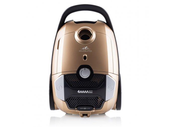 Podlahový vysavač ETA Avanto 3519 90000 zlatý  ETA351990000