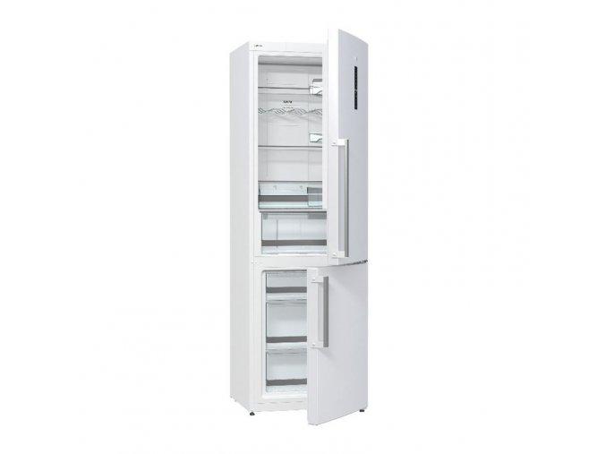 Chladnička s mrazničkou Gorenje NRK6192TW bílá