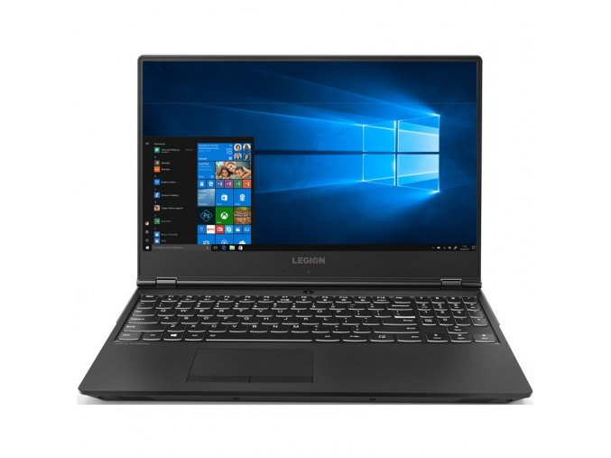 Notebook Lenovo Legion Y530-15ICH černý  lnv81fv00yhck
