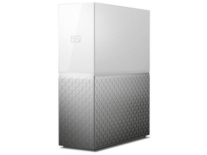 Datové uložiště (NAS) Western Digital My Cloud Home 6TB stříbrné/bílé (1xHDD, 1xGb/s, 1xUSB 3.0)  wdgwdbvxc0060hwt