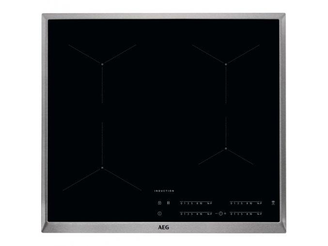 Indukční varná deska AEG Mastery IKB64431XB černá  AEGIKB64431XB