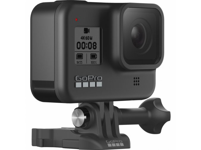 Outdoorová kamera GoPro HERO 8 Black + bundle  gophero8bbundle
