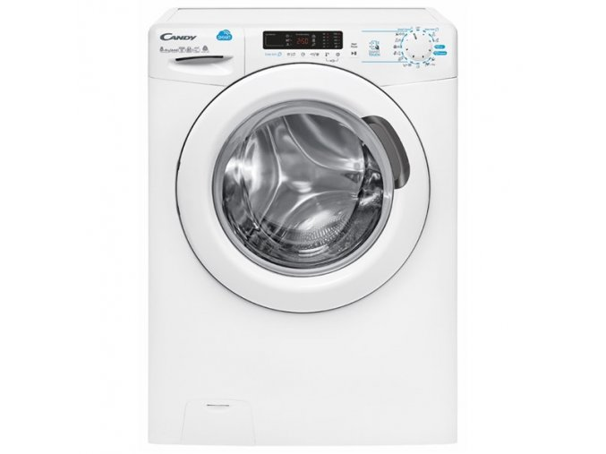 Pračka se sušičkou Candy CSWS 586D/5-S bílá  CAYCSWS586D5S