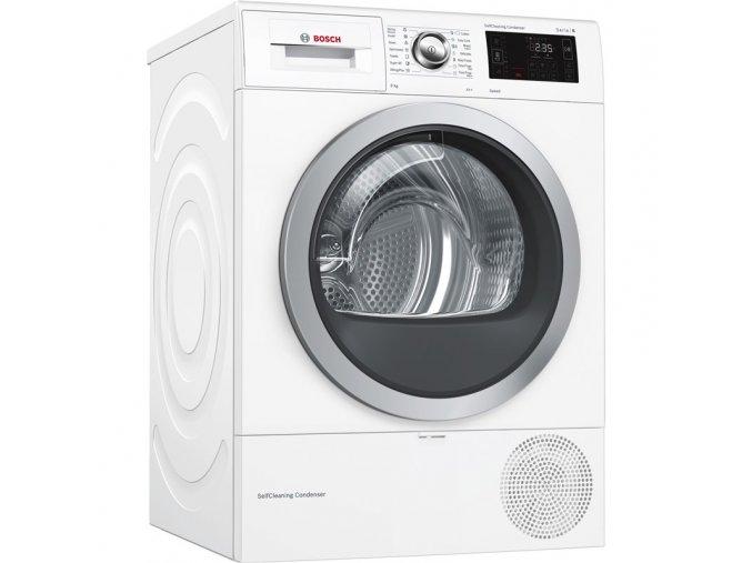 Sušička prádla Bosch WTWH761BY bílá  BOSWTWH761BY