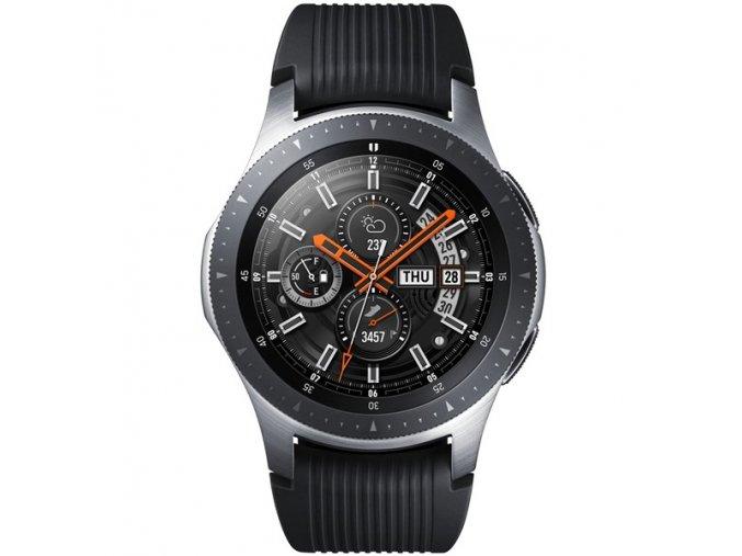 Chytré hodinky Samsung Galaxy Watch 46mm stříbrné  SAMSMR800NZSAXEZ