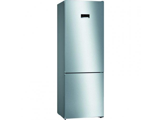 Chladnička s mrazničkou Bosch Serie | 4 KGN49XIEA nerez  BOSKGN49XIEA
