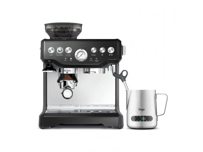 Espresso SAGE BES875BKS černé  SGEBES875BKS